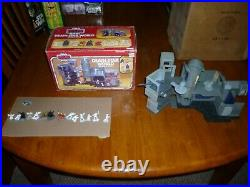 Vintage Star Wars Micro Collection Death Star World Action Playset withOrig Box