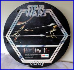 Vintage Star Wars PALITOY DEATH STAR In Very Good Condition with No Box