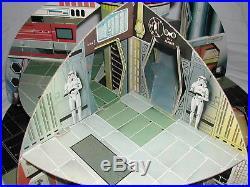 Vintage Star Wars Palitoy 1977 Death Star Playset