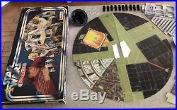 Vintage Star Wars Palitoy Death Star 100% CompleteBoxCatalog