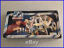 Vintage Star Wars Palitoy Death Star 100% CompleteRareCatalog