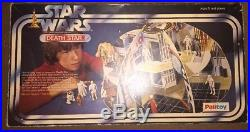 Vintage Star Wars Palitoy Death Star 100% Original Boxed 1977 Great Con