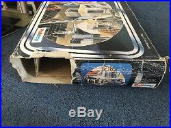 Vintage Star Wars Palitoy Death Star Boxed. See Pics