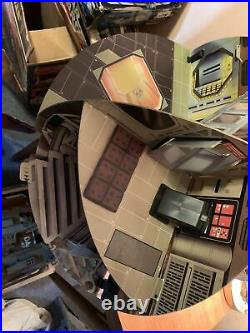 Vintage Star Wars Palitoy Death Star Complete