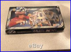 Vintage Star Wars Palitoy Death Star Complete In Bag With Box