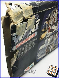 Vintage Star Wars Palitoy Death Star Playset Boxed very rare