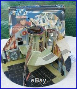 Vintage Star Wars Palitoy Death Star Playset Complete and original with box