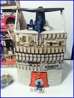 Vintage Star Wars Palitoy Death Star Space Station Playset Boxed very rare
