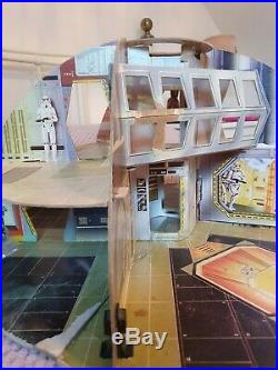 Vintage Star Wars Palitoy Kenner Canada Deathstar Playset v rare 80s toy figure
