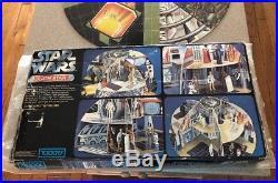 Vintage Star Wars Toltoys Death Star Play-set CompleteBoxAustralian