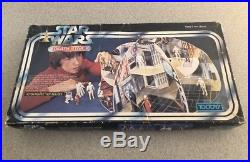 Vintage Star Wars Toltoys Death Star Play-set CompleteBoxNew Zealand
