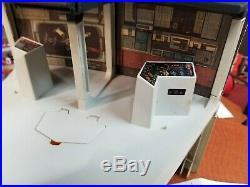Vintage complete WithBox 1978 Kenner Star Wars Death Star Space Station Playset