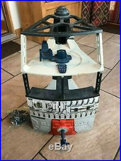 Vintage star wars death star space station playset near complete 1978 good cond