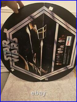 Vintage star wars palitoy death star boxed complete
