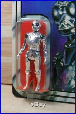 #m0079 2sw Back 21b Death Star Droid Star Wars Vintage Original Moc