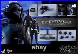 (u) 1/6 Hot Toys Star Wars Episode IV A New Hope Mms413 Death Star Gunner Figure